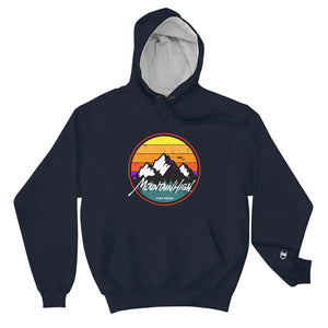 Mountain High Champion Hoodie