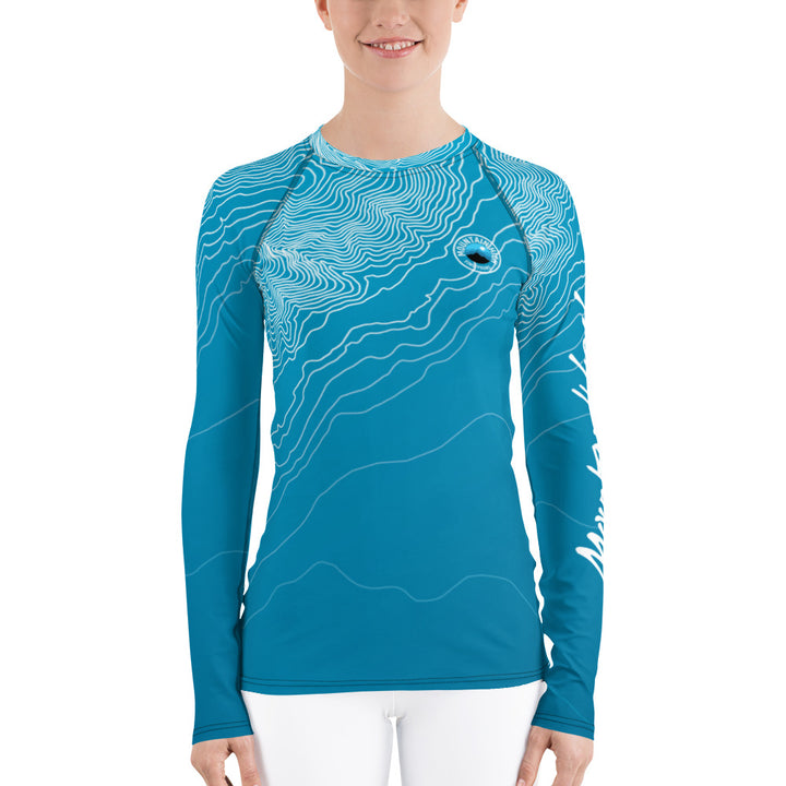 MountainHigh™ Topography Women's Base Layer