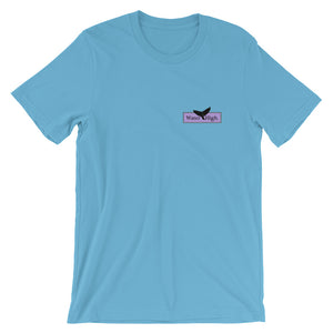 Tail Logo Short-Sleeve Unisex T-Shirt