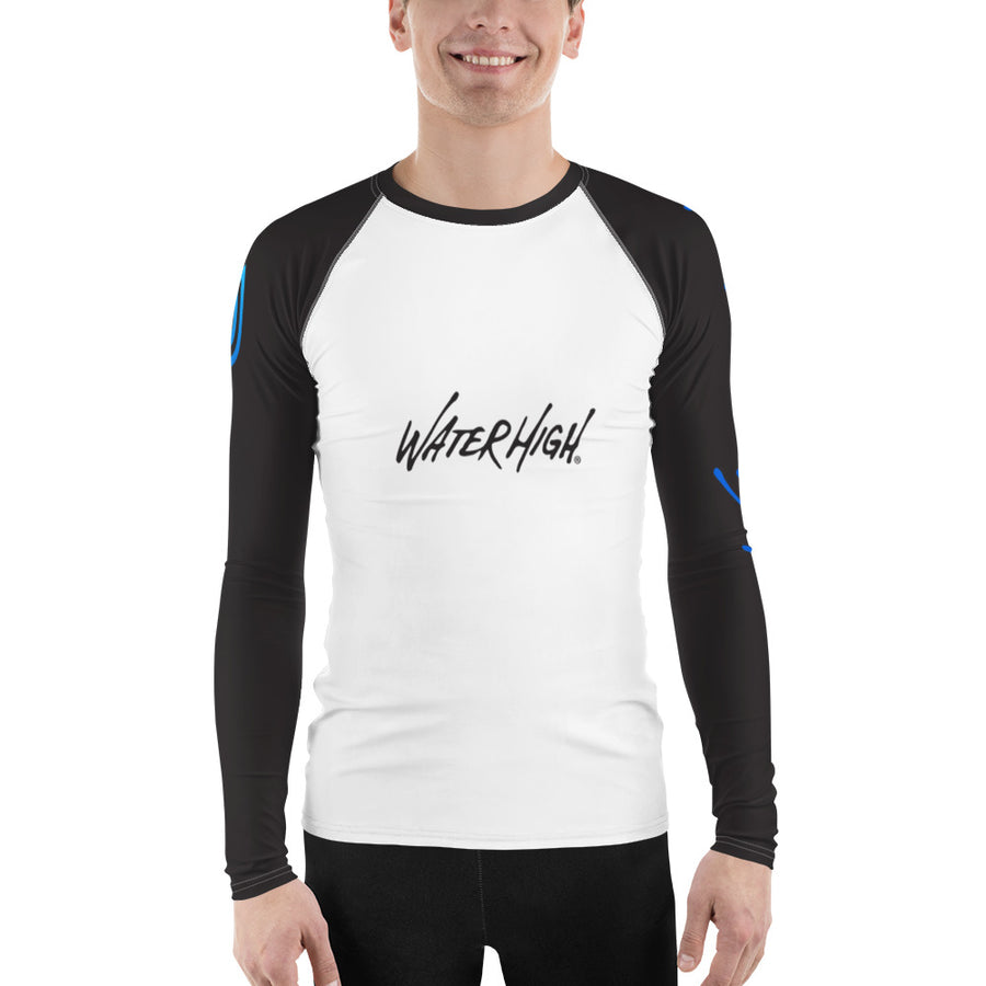 Turtle High Men's Rash Guard