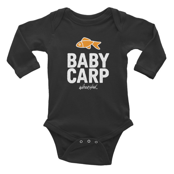 Baby Carp 2 Infant Long Sleeve Bodysuit Unisex