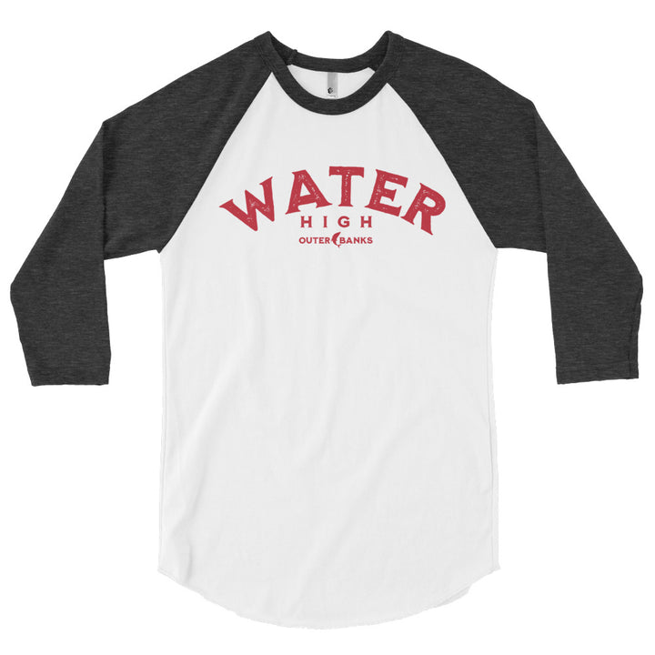 Water High Outer Banks 3/4 sleeve raglan shirt