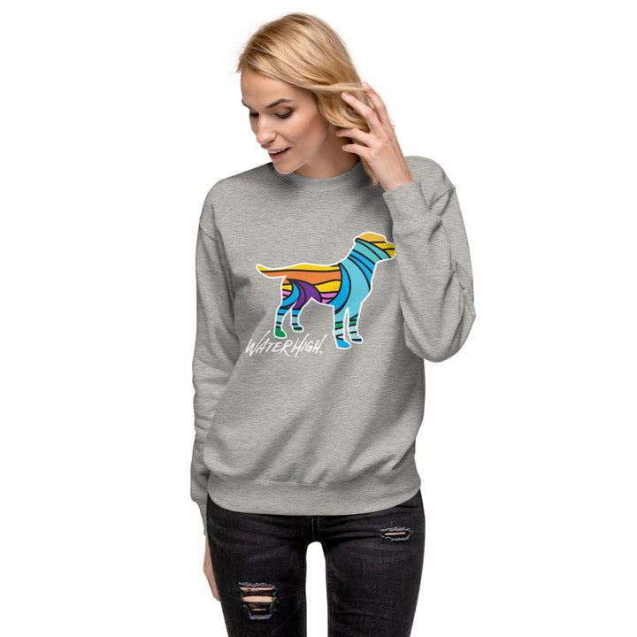 Water Dog Unisex Fleece Pullover
