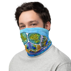 Turtle Face Neck Gaiter