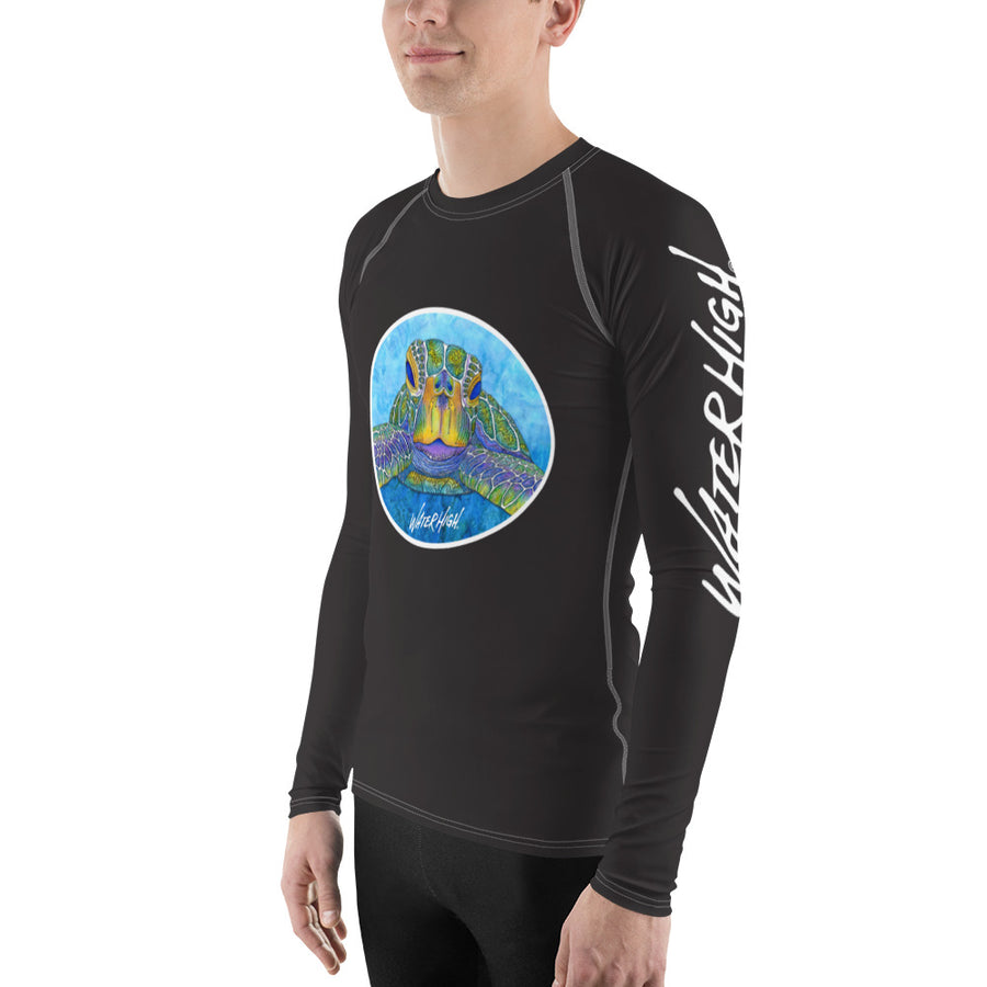 Face to Face Men's Rash Guard Signature New