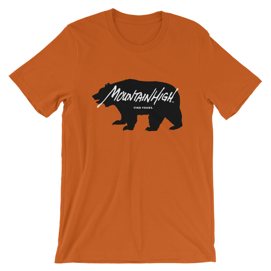 Bear Mountain Short-Sleeve T-Shirt