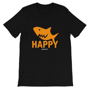 Water High Happy Short-Sleeve Unisex T-Shirt