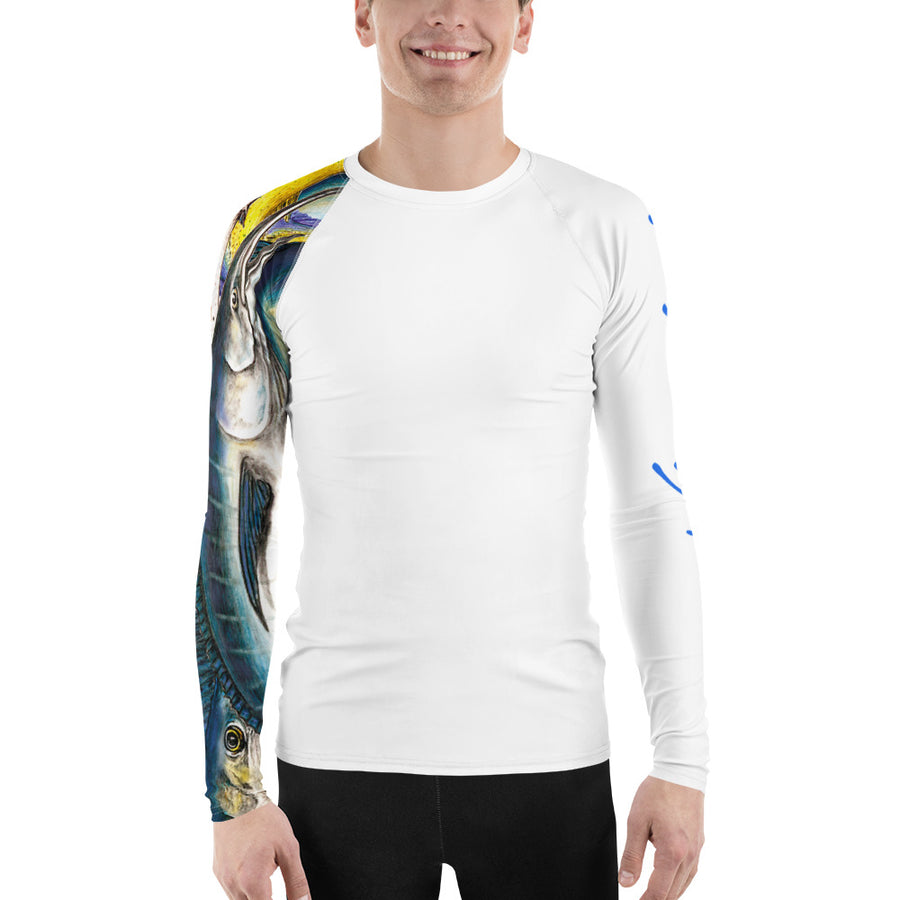 Sport Fish Signature Men's Rash Guard