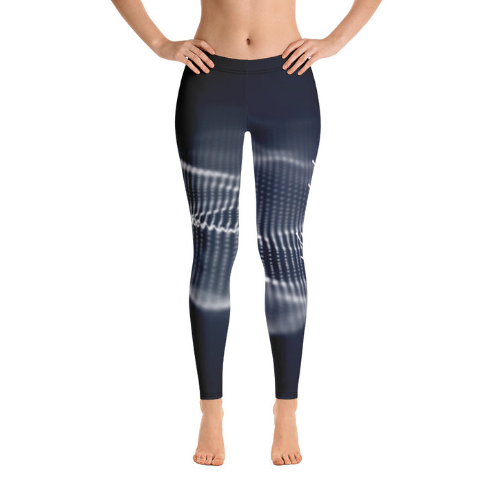 Wave Vector Leggings