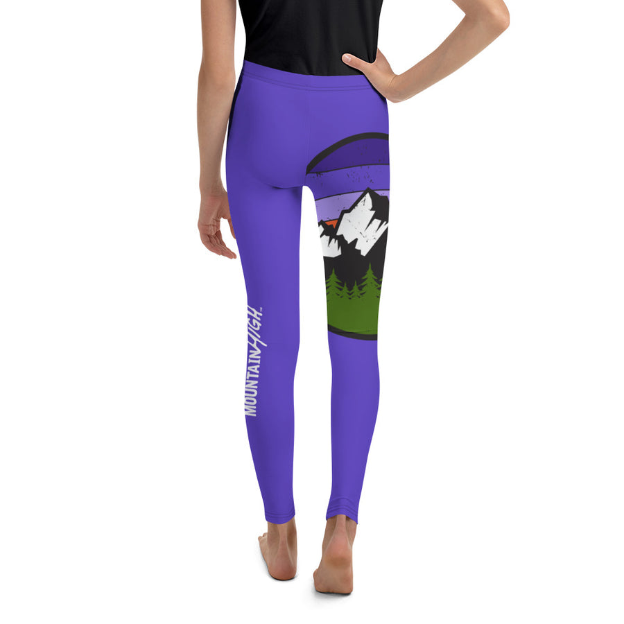 Mountain High Youth Leggings