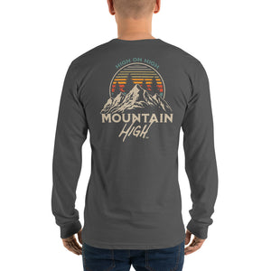 Mountain High On High Long sleeve t-shirt