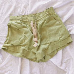 Honeydew Lounge Shorts