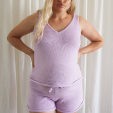Load image into Gallery viewer, Bubblegum Summer Knit Tank