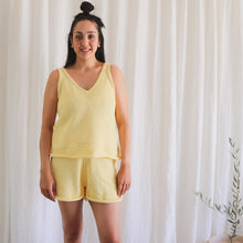 Load image into Gallery viewer, Lemon Summer Knit Set