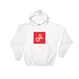 Cherry Box Logo Hooded Sweatshirt