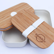 earthstor bamboo bento container demonstration
