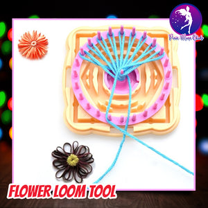 DIY Flower Bag Weaving Kit