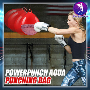 PowerPunch Aqua Punching Bag