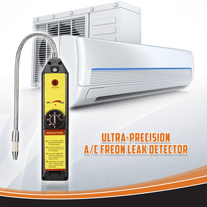Ultra-Precision A/C Freon Leak Detector