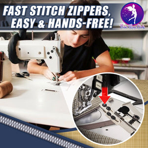 StitchEZ Line Positioning Zipper Foot