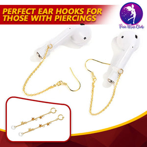 Anti-Lost AirPods Earring Hook & Clip