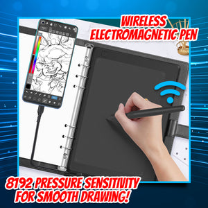 SmartSketch Digital Drawing Notebook