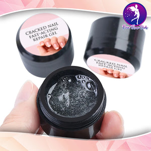 Cracked Nail Fast-Acting Repair Gel