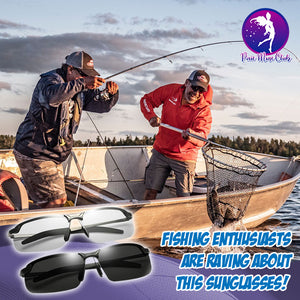 Fisherman's Polarized Sunglasses