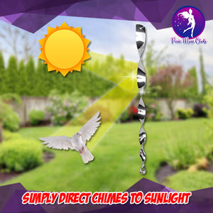 Bird Repellent Reflective Chimes