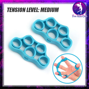 Flex N' Stretch Finger Strengthener Exerciser