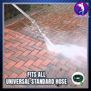 2-in-1 All-Purpose High-Pressure Washer