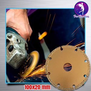 Hi-Power Segmented Diamond Saw Blade