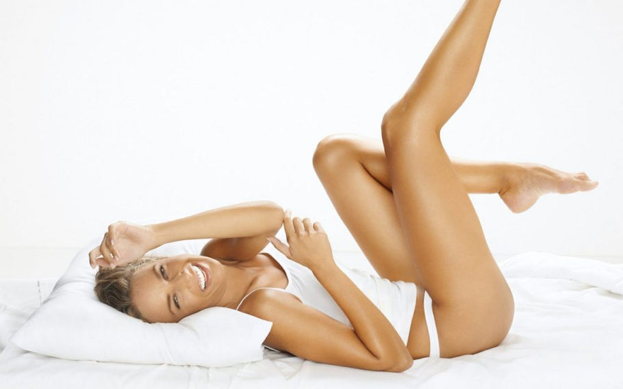 Do you experience pain from laser hair removal?