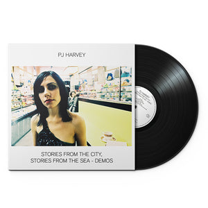 Stories From The City, Stories From The Sea - Demos LP (Signed Lyric Print)