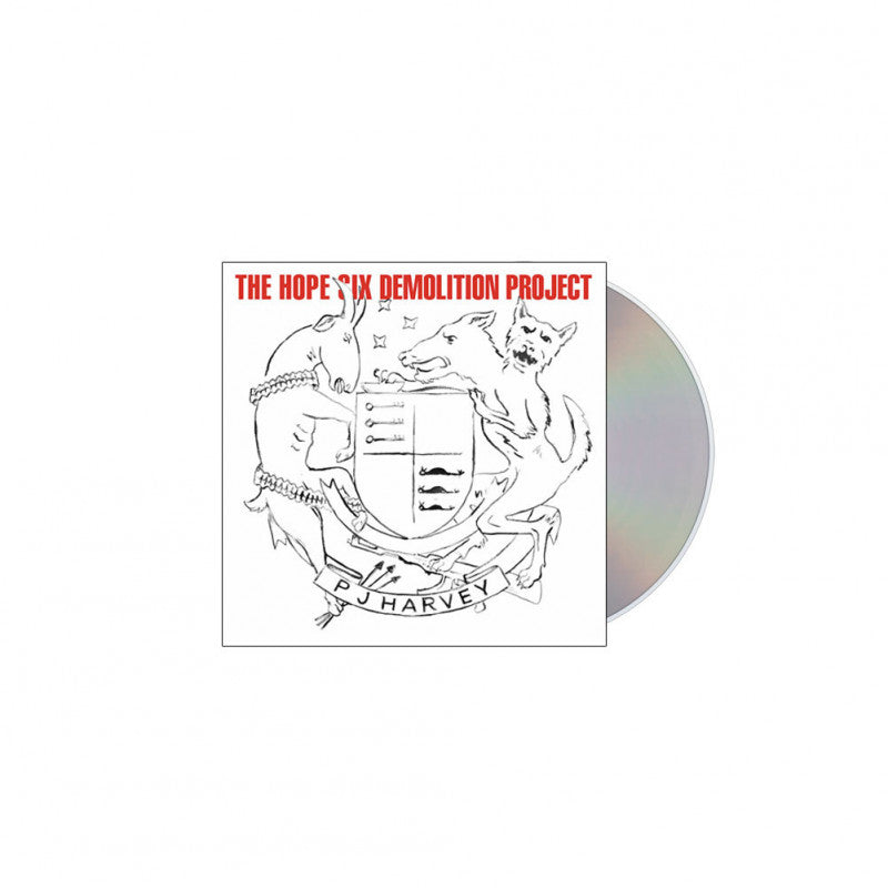 The Hope Six Demolition Project CD