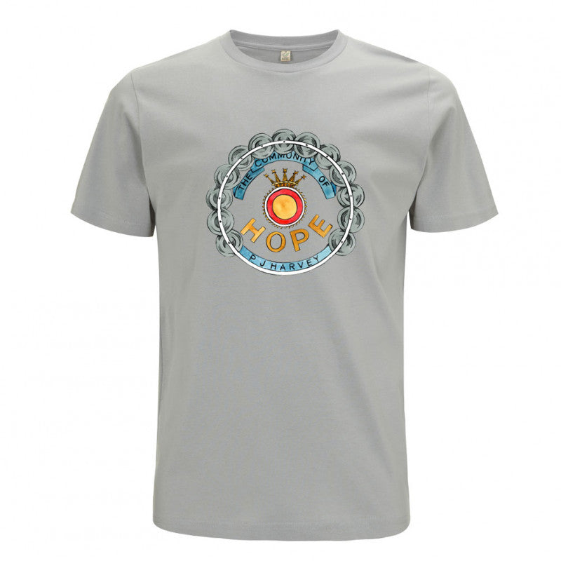 Community of Hope Silver Tee
