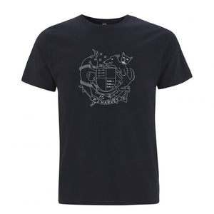 Coat of Arms Navy Tee