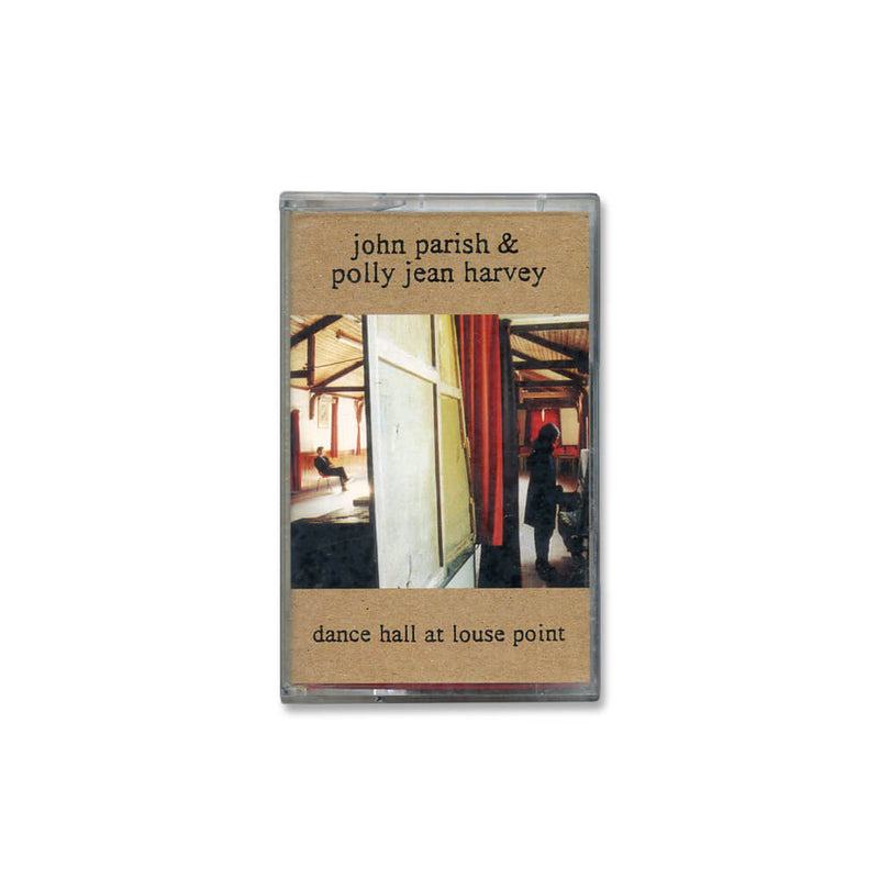 Dance Hall At Louse Point Cassette (Promo)