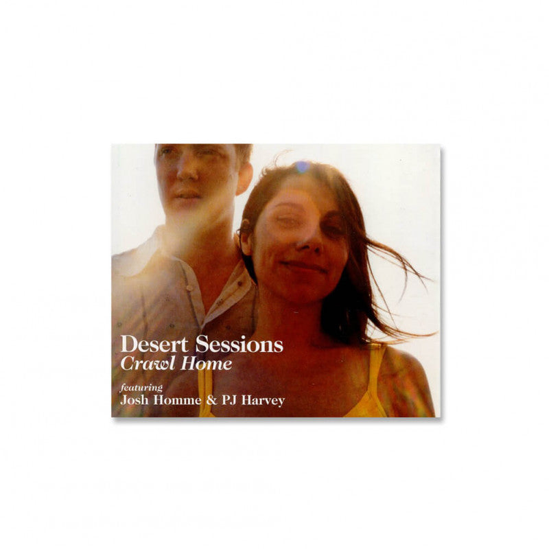 Desert Sessions Crawl Home (Promo Video CD)