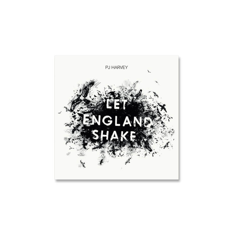 Let England Shake (CD) (Mercury Prize Edition)