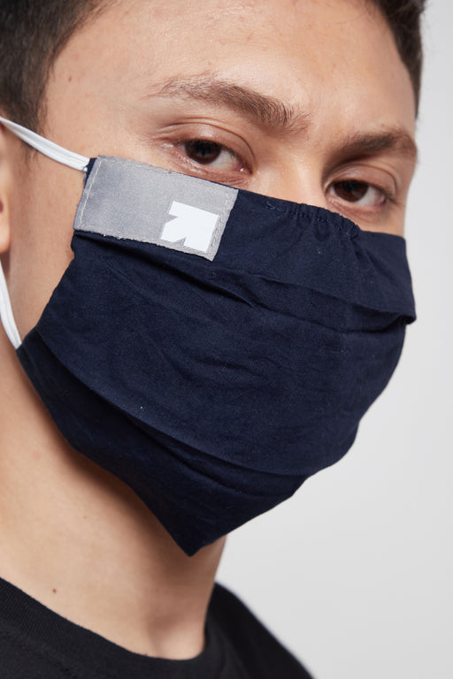 Essential Face Mask Navy