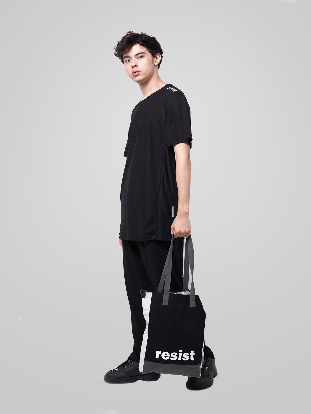 Unisex Resist 4 Way Tote Bag