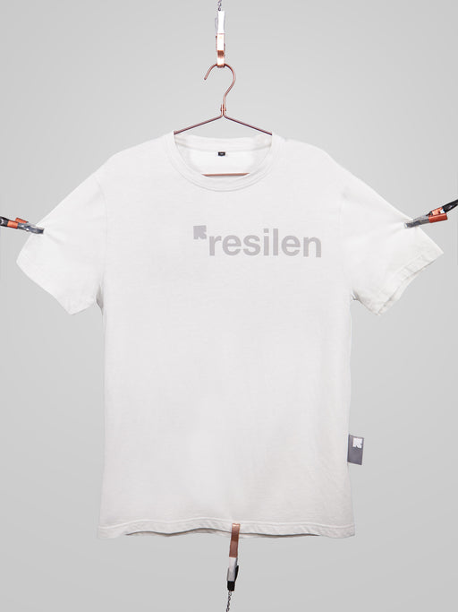 Science of Resilience White T-shirt
