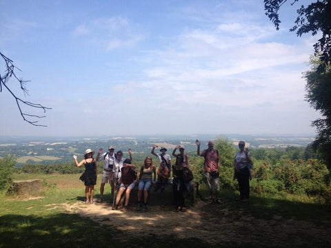 Ashdown Forest Walk: Easter Sunday 21 April 2019