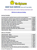 Legal & General West Bus Service