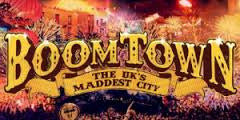 Brighton Coach to Boomtown Festival - The Big Lemon