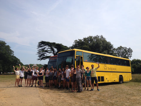 Glastonbury Coaches - BRIGHTON to Glastonbury SINGLE TICKET