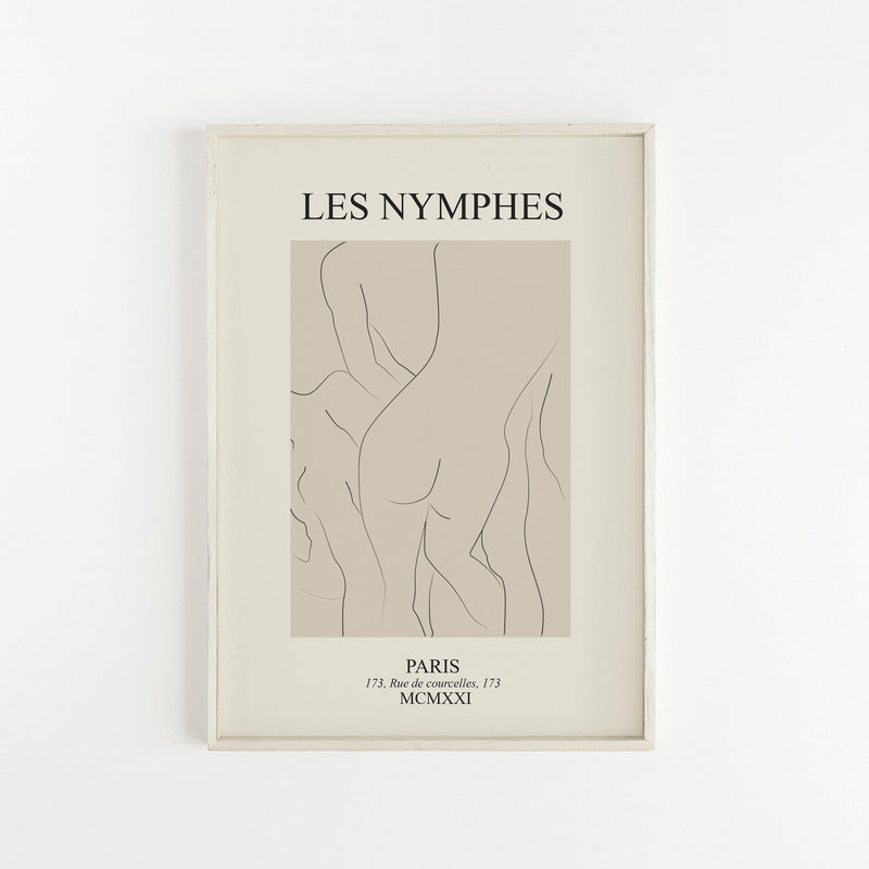 LE NYMPHES DEUX - Flower Love Child