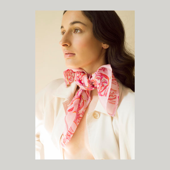 Foulard Carré Perpetuo