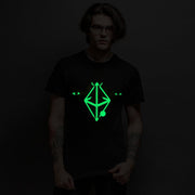 Frog Biorhythm UV + Glow in the Dark Tshirt